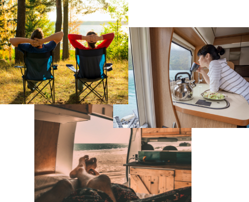 The caravan and motorhome industry is growing as more people crave those fabulous outside experiences we've all known about for years.